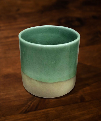 Green mix cup