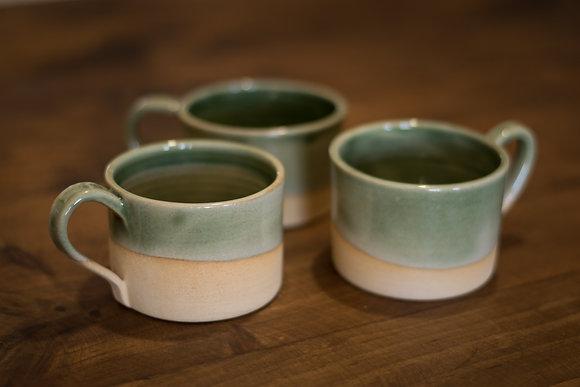 Oribe Green Coffee Cup