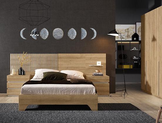 Ciclo lunar de pared