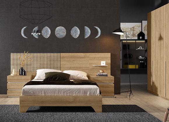 Cicle lunar de paret