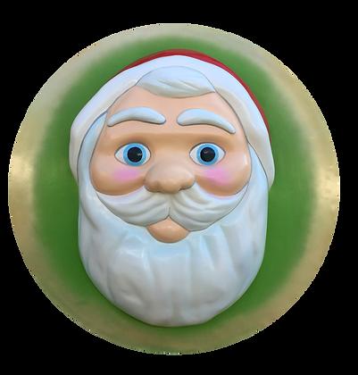 Disco do Noel em fibra de vidro
