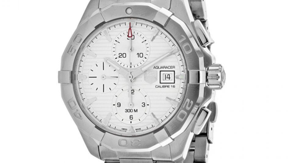 Tag Heuer Aquaracer Calibre 16 Automatic Men's Watch CAY2111.BA0927
