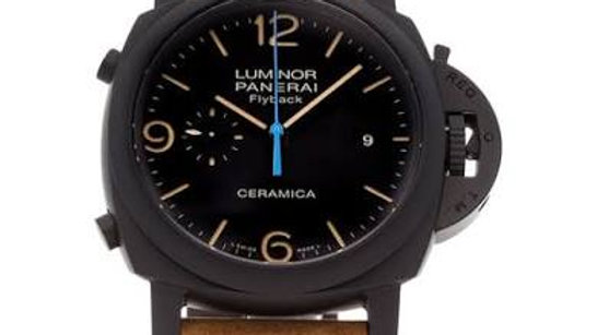 Panerai Luminor 1950 3 Days Chrono Flyback Automatic Men's Watch 44mm PAM00580