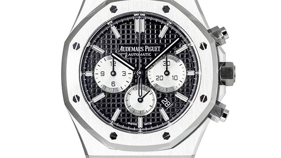 Audemars Piguet Royal Oak Black Chrono 26331ST.OO.1220ST.02