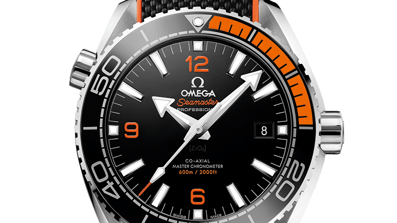 Omega Seamaster Planet Ocean Automatic Men's Watch 215.32.44.21.01.001