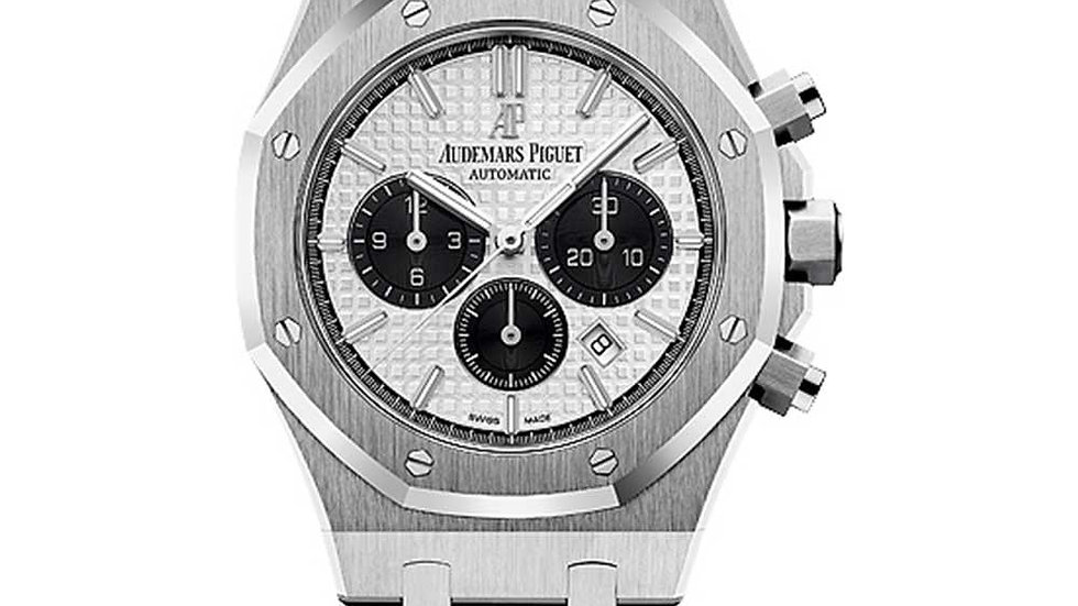 Audemars Piguet Royal Oak Silver Chrono 26331ST.OO.1220ST.03