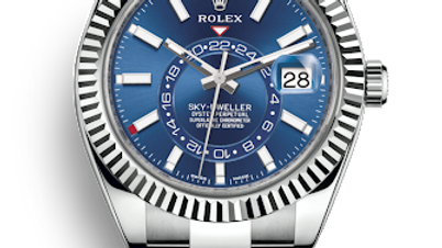 Rolex Sky-Dweller Oyster Automatic Blue 326934