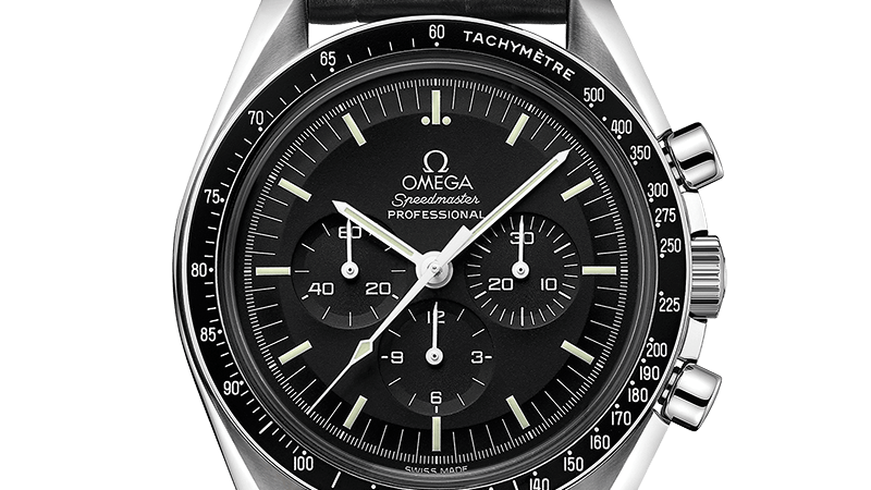 Omega Speedmaster Professional Moonwatch Chronograph Watch 311.33.42.30.01.002