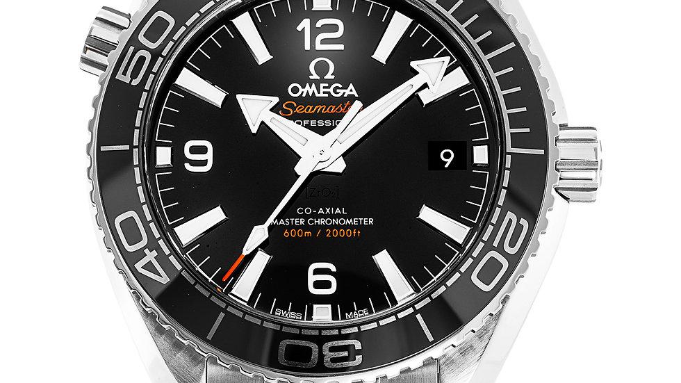 Omega Seamaster Planet Ocean 600 M Automatic Black Dial Men 215.30.40.20.01.001