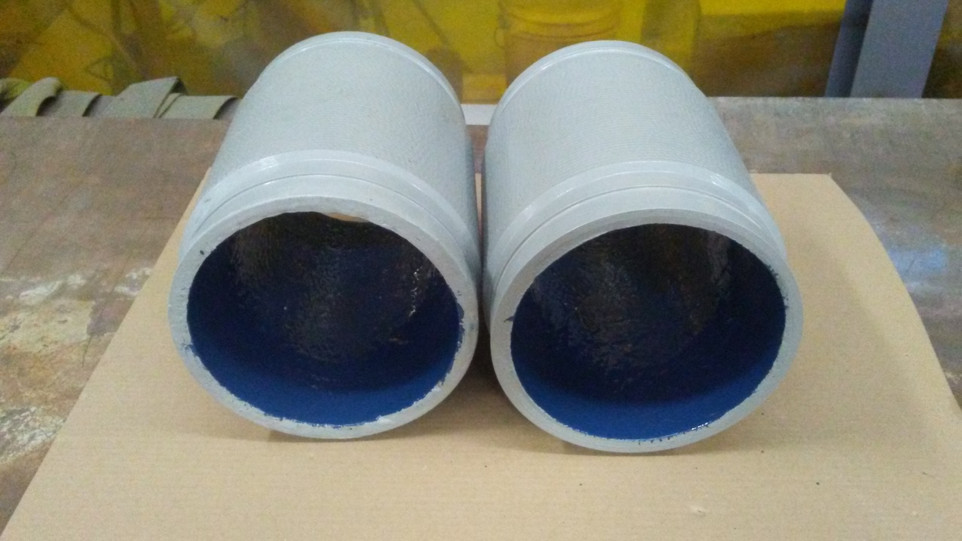 8in Ductile pipe sections coated.jpg