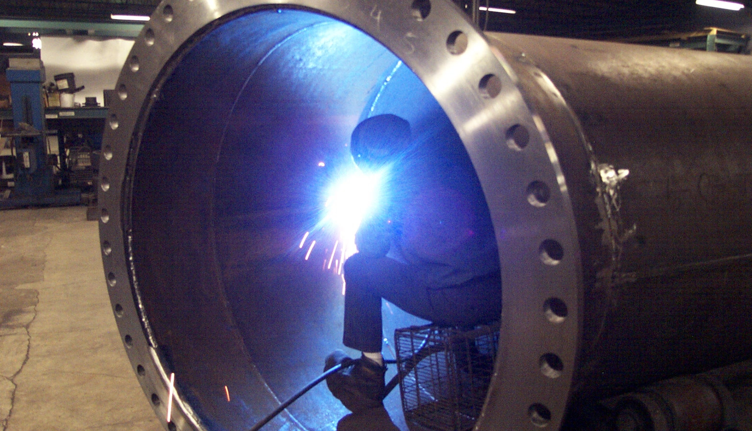 Pipe Fabrication and Welding