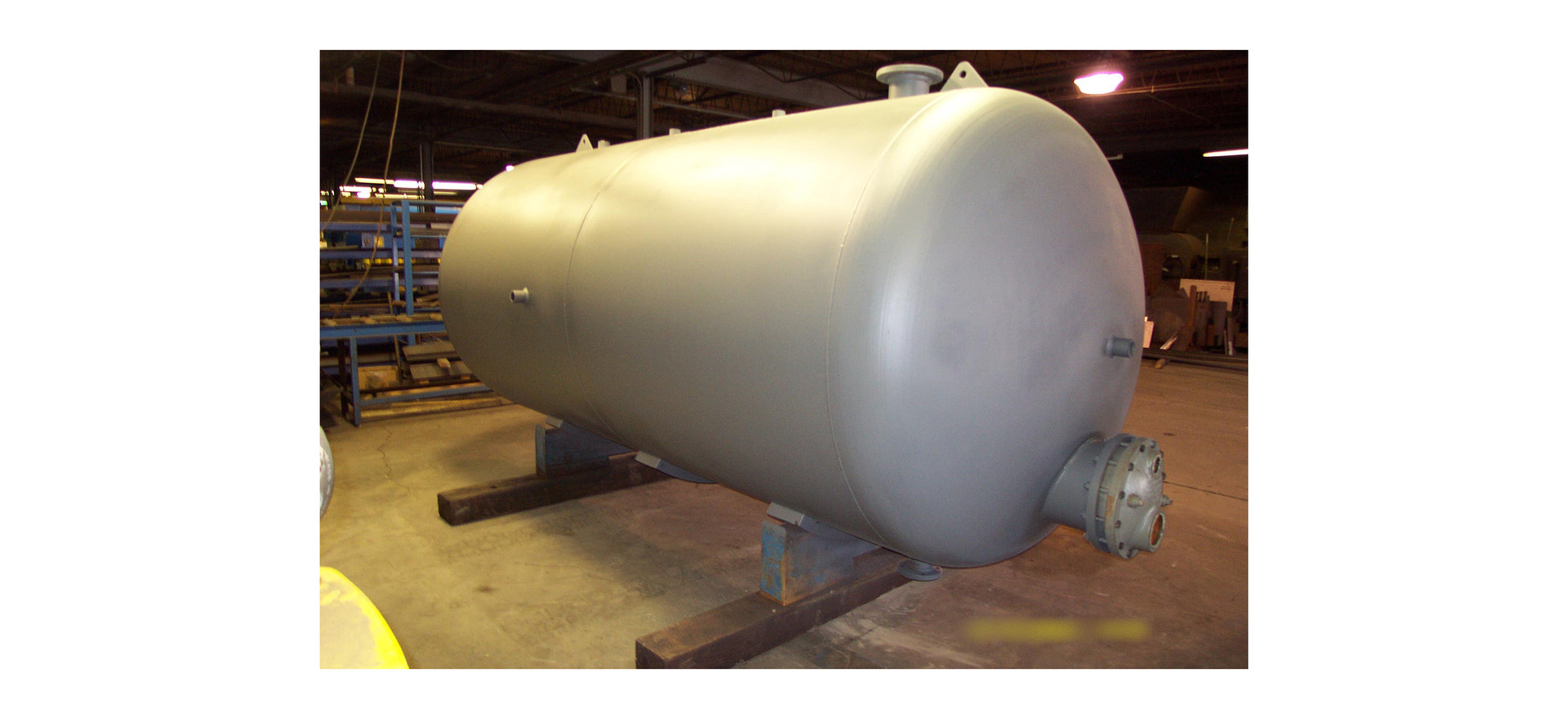 AMSE Tank Fabrication