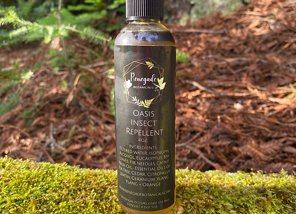 Oasis Insect Repellent