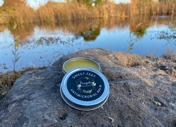 Sweet Feet Antimicrobial Body Balm