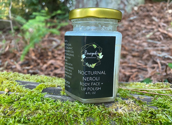 Nocturnal Neroli Body, Face and Lip Polish