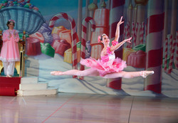 Emily Connor in the Nutcracker