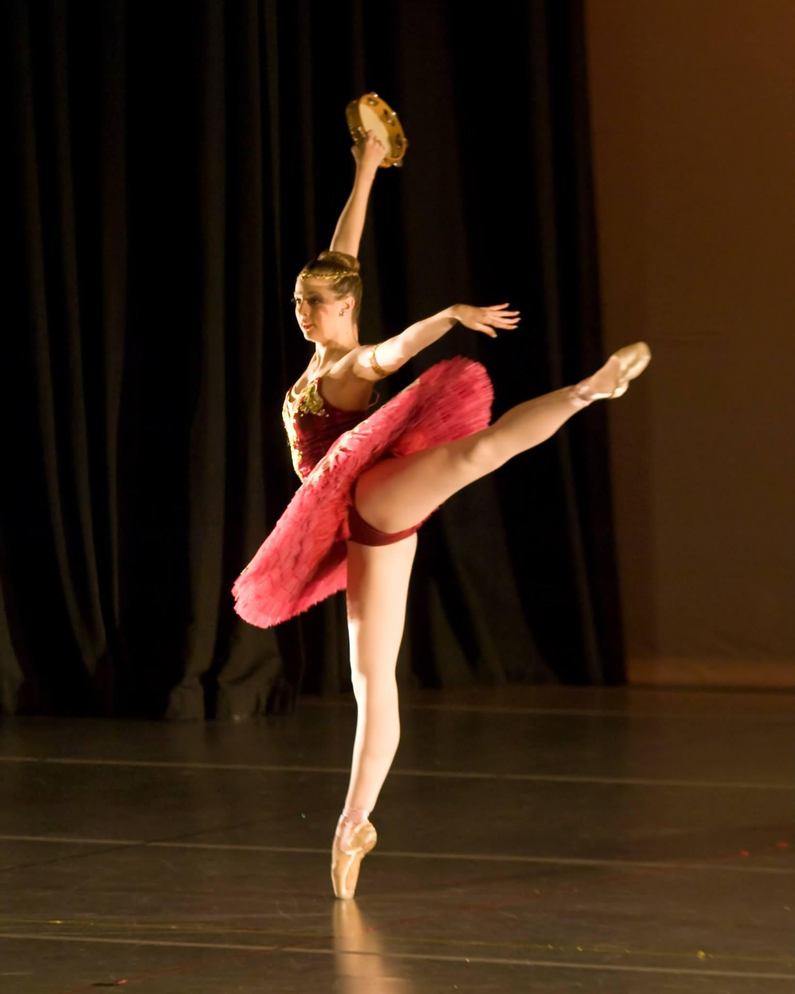 Dance Mandeville