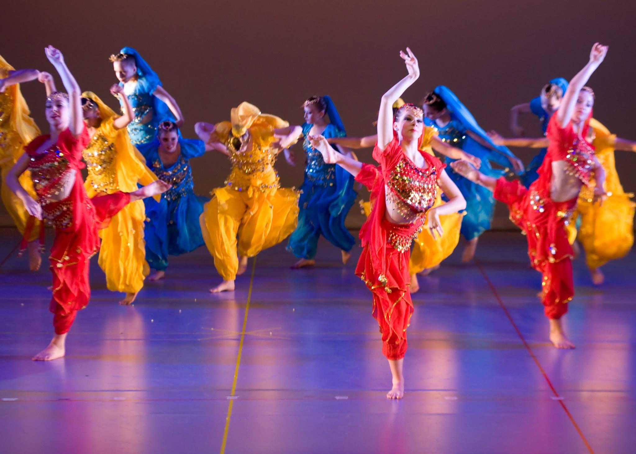 """Ballet Aviv Company """"Thamarai"""""""