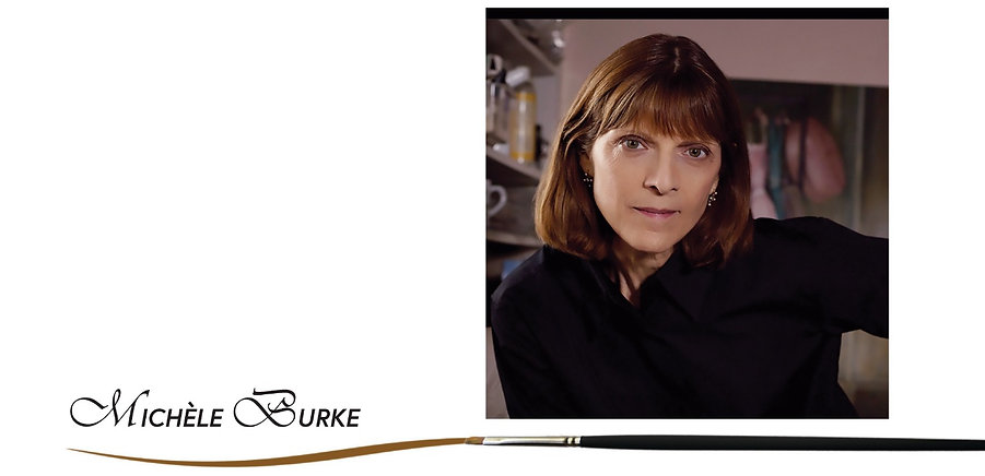 Oscar Winner, Michele Burke