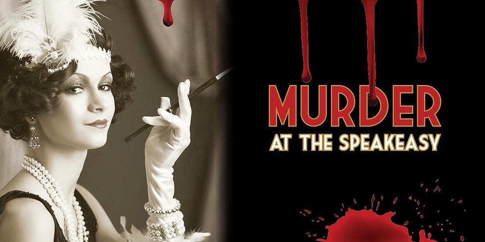 Murder at the Speakeasy