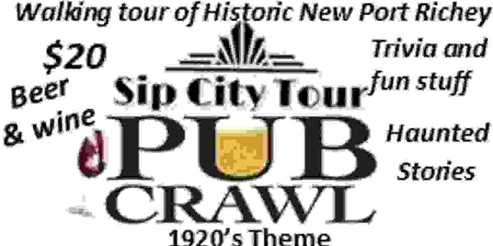 Sip City Pub Tour