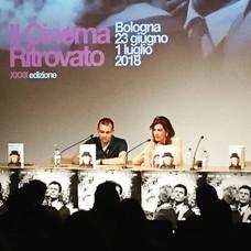Kathryn Sermak in Bologna
