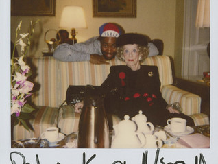 The Friendship of Bette Davis and Patrick Kelly