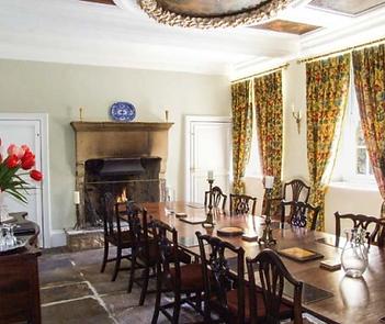 Winster Hall, Dining Room