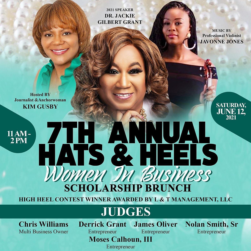 7th Annual Hats and Heels
