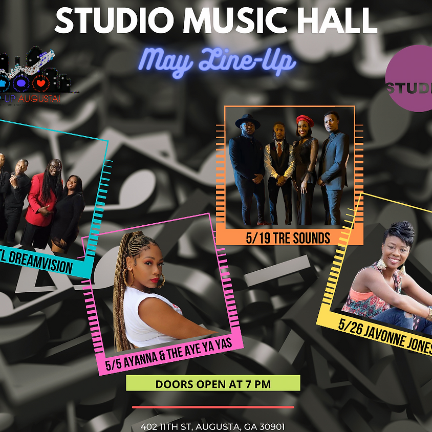 JaVonne Jones Live at Studio Music Hall