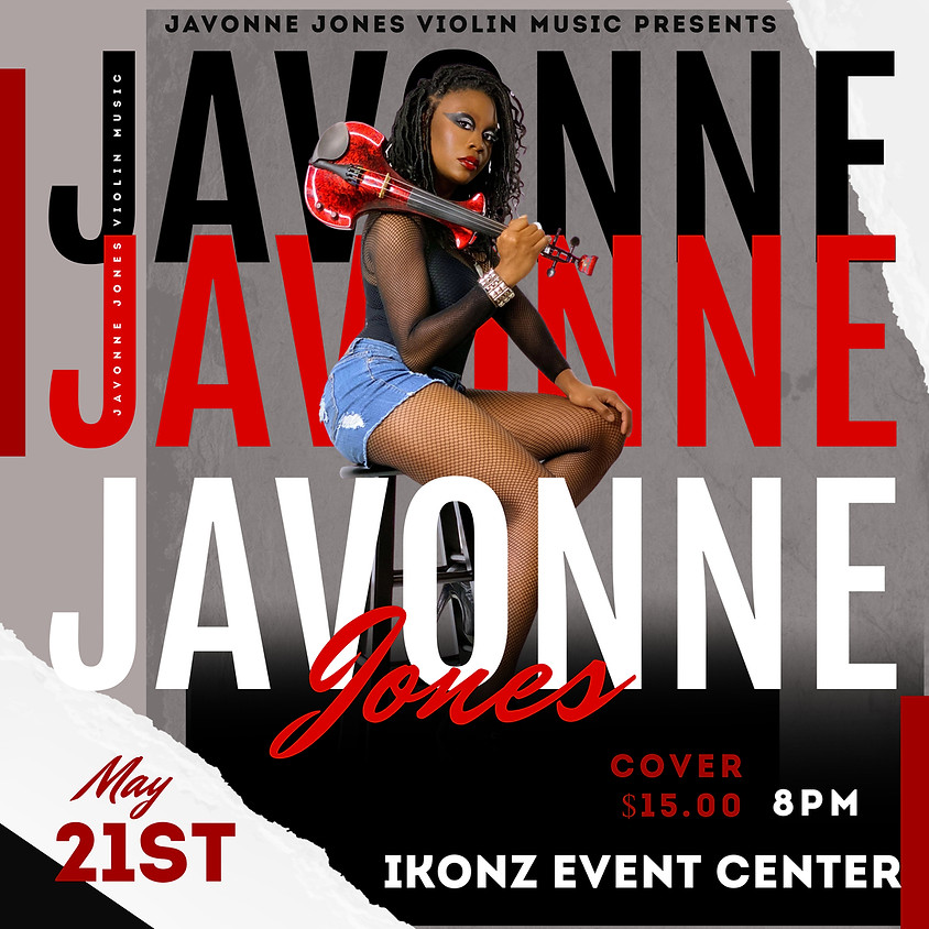 JaVonne Jones Live: The Battle of the 80's and 90's