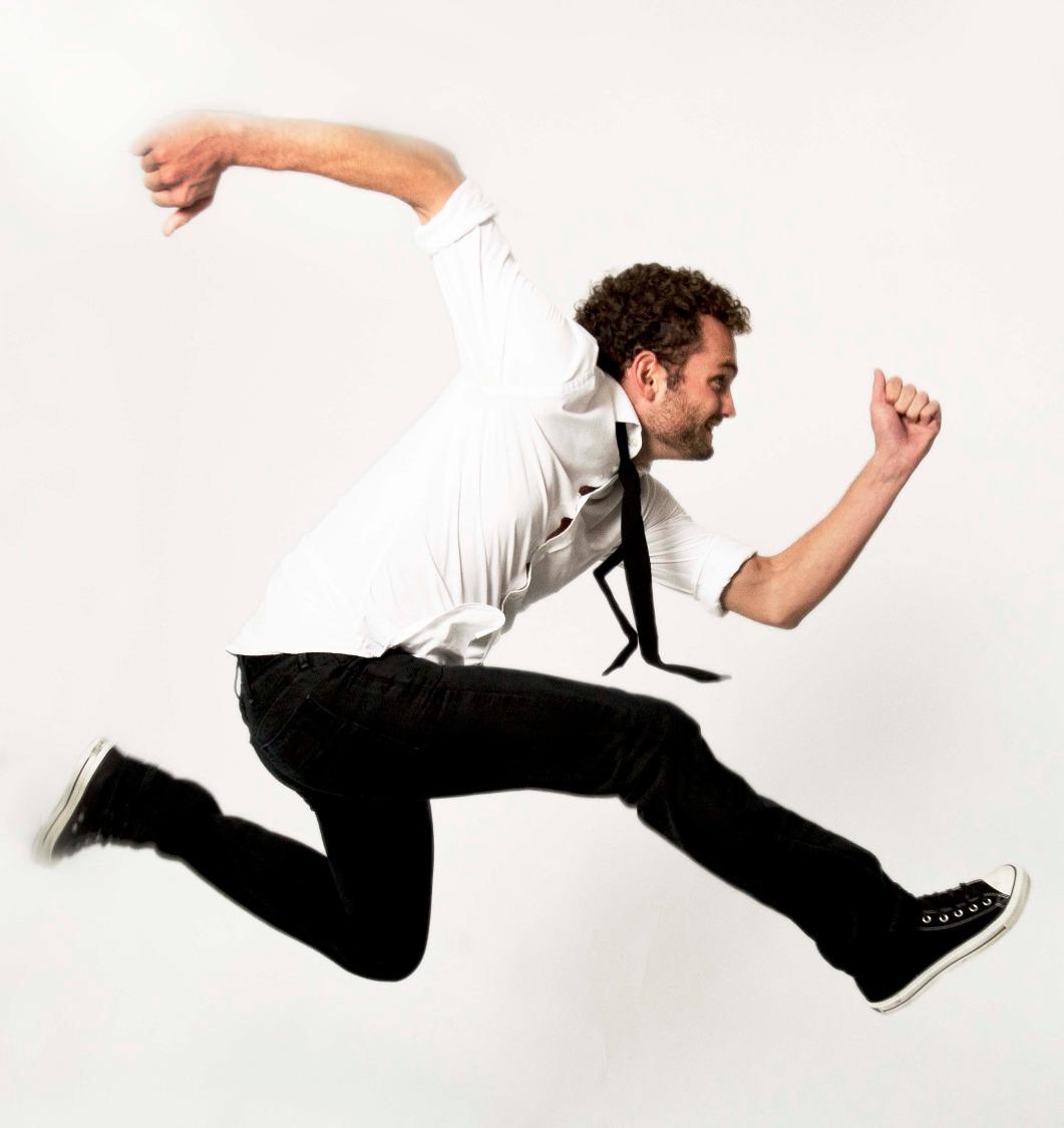 Tommie choreografeert