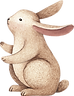 Drawing of Rabbit