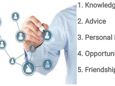The 5 Biggest Benefits of Networking