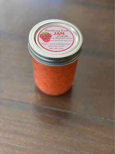 Peach-Strawberry Jam