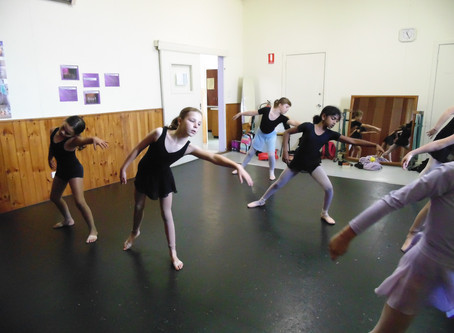 Diakosmos Dance Academy Open Day and Open Week February 2016