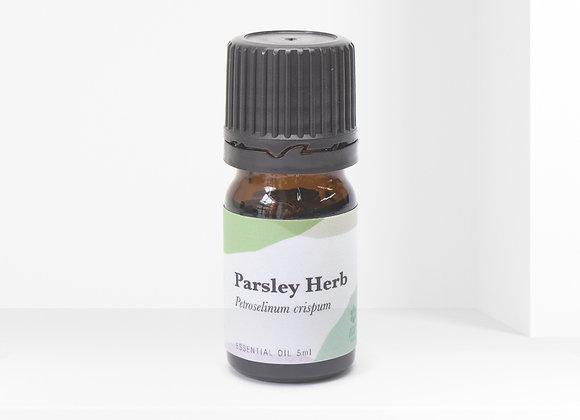 Parsley Herb Oil