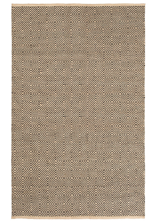 Diamond Pattern Handloom Rug