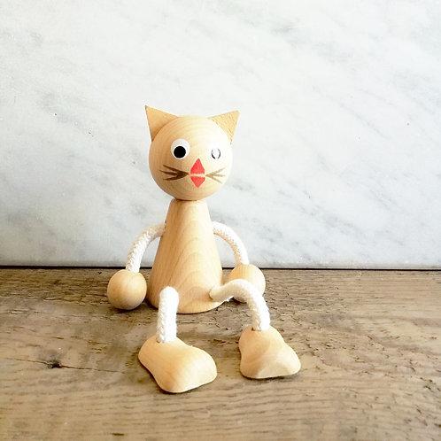 Stringy Cat