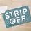 Thumbnail: Strip Off Bath Mat