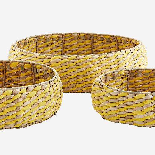 Yellow Rush Basket