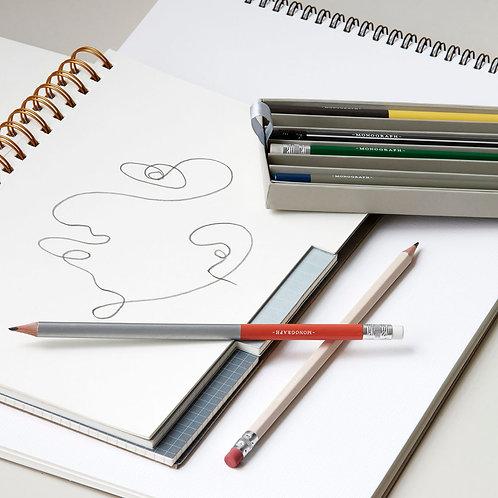 Pencil, Various, Multi