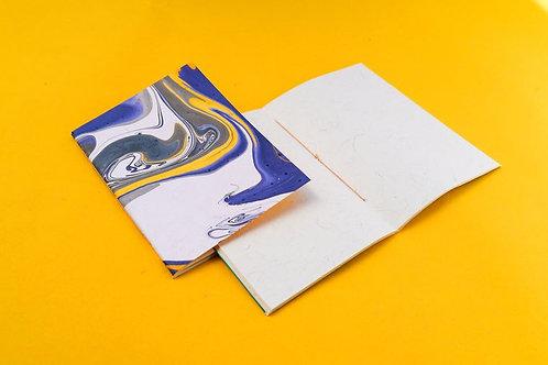 Hand Made Paper Notebook - Free Spirit