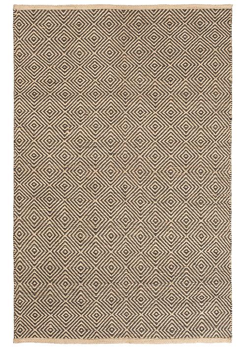 Diamond Pattern Handloom Rug