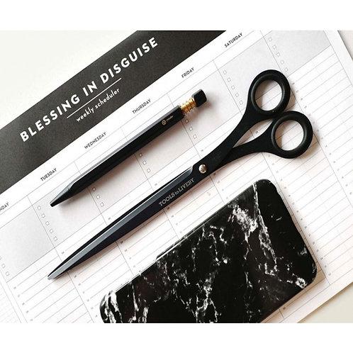 Teflon Coated Paper Scissors