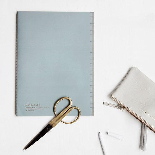 Note book - Soft, Blue