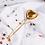 Thumbnail: Brass Heart Tea Infuser