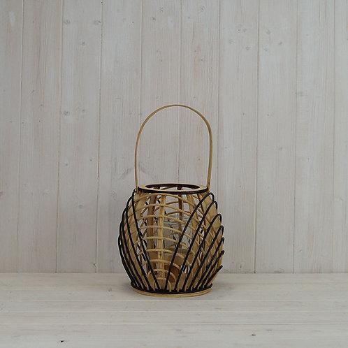 Wooden Globe Lantern