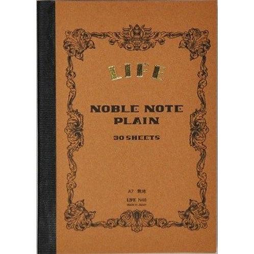 Life Noble Notebook / Orange / A7