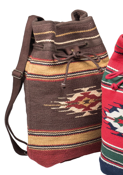 Kilim Backpack - Earth